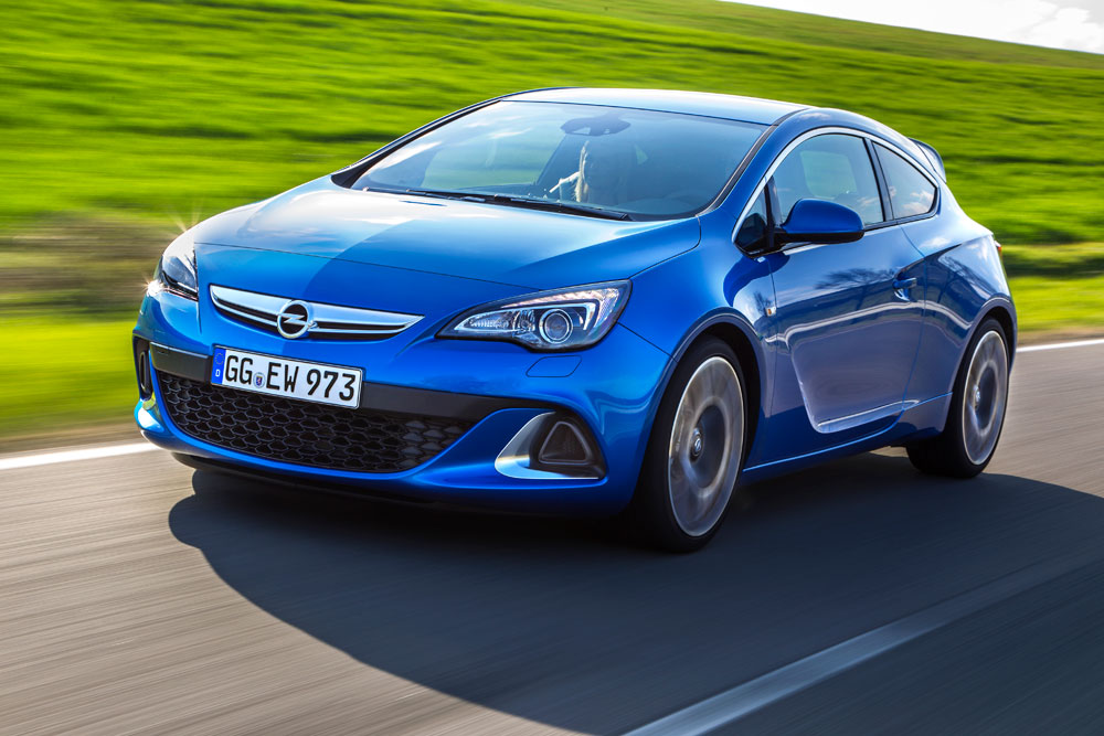 2014 opel astra opc review motoring middle east car. Black Bedroom Furniture Sets. Home Design Ideas