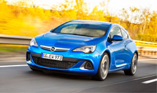 2014 Opel Astra OPC