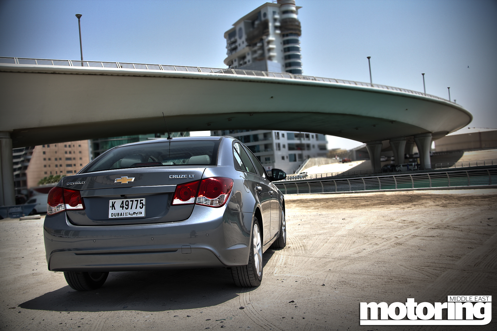 2013 Chevrolet Cruze Review - Motoring Middle East: Car news ...