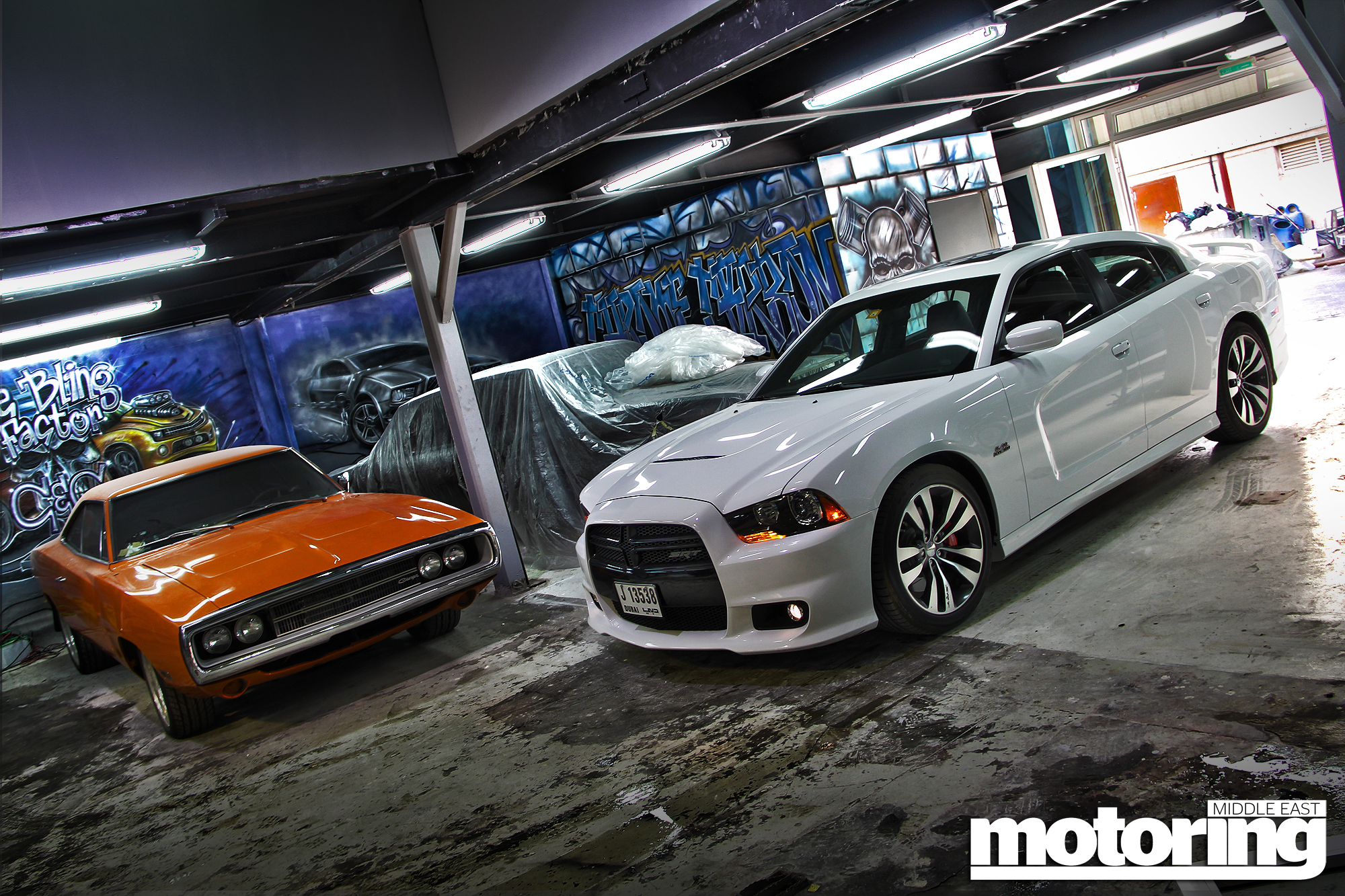 Dodge Charger – New meets Old - Motoring Middle East: Car news ...