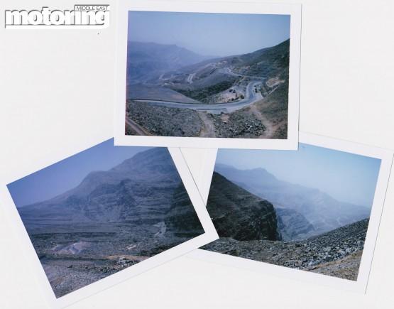 Jebel Jais Mountain Road