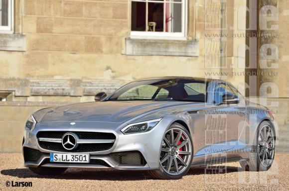 Mercedes SLC by AutoBild