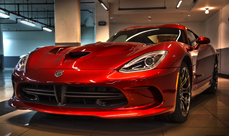 First Dodge SRT Viper V10 in Dubai, UAE