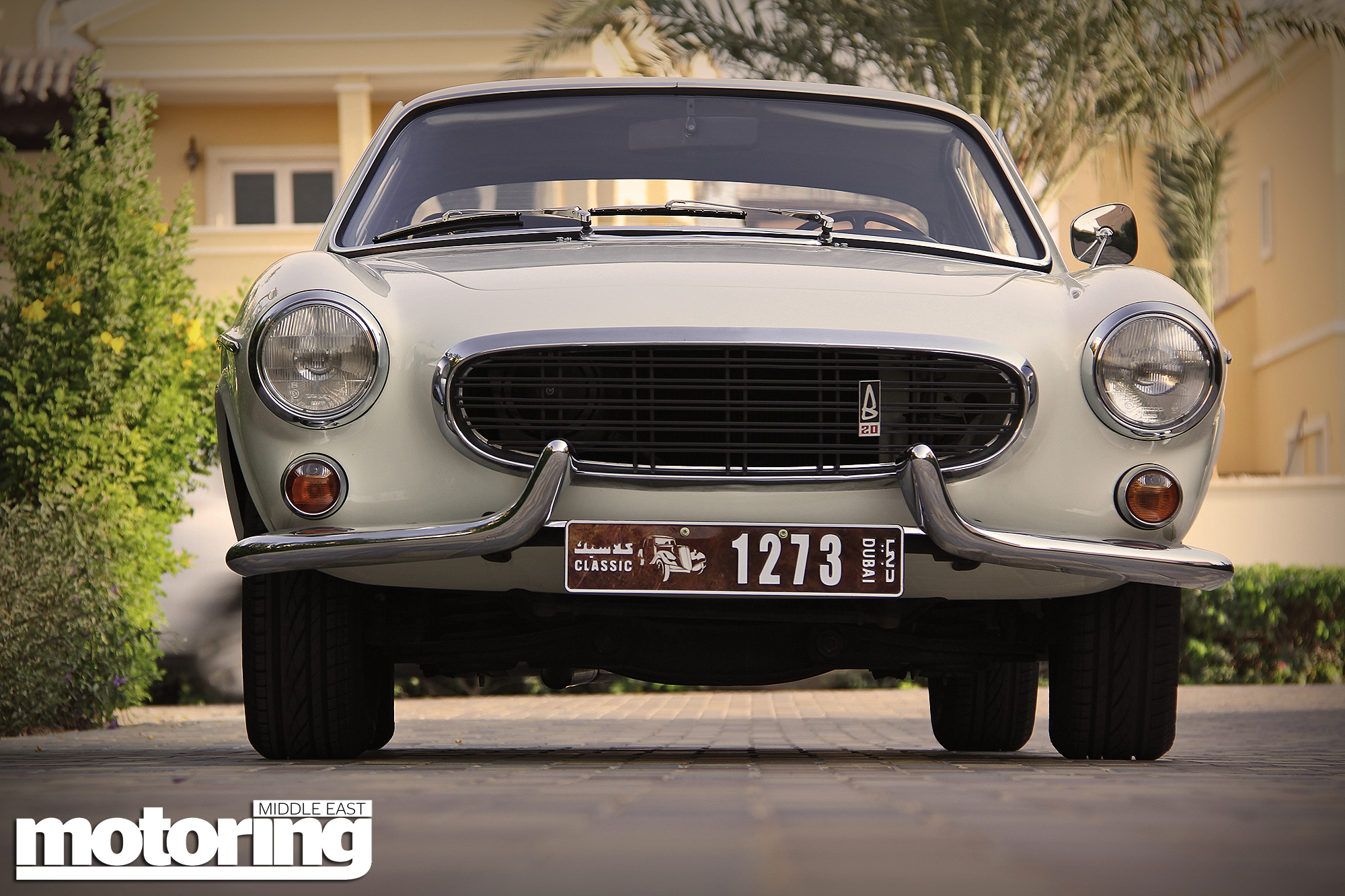 1970 Volvo P1800e Motoring Middle East Car News Reviews And
