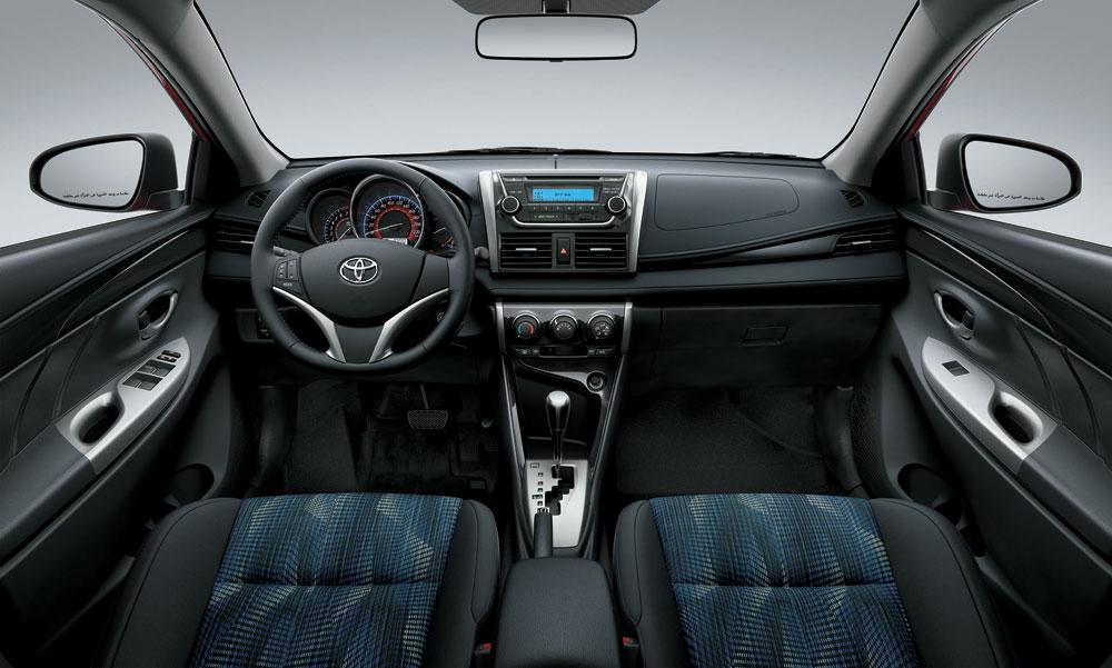 Yaris Sedan Launched In Uae Motoring Middle East Car