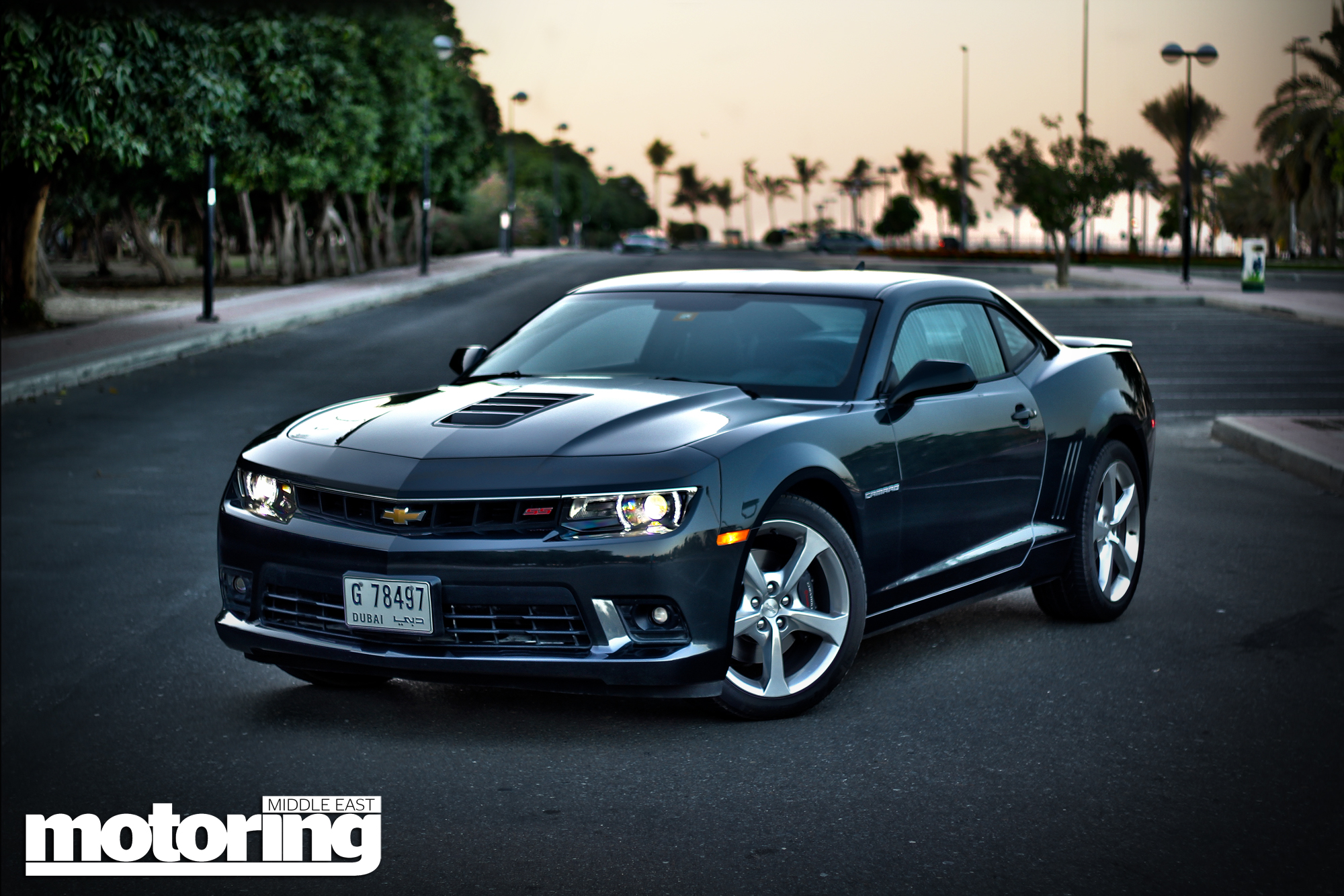 2014 Chevrolet Camaro SS Review - Motoring Middle East: Car news ...