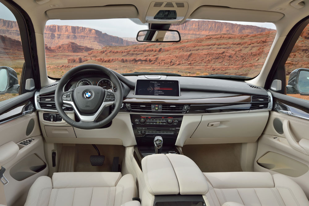 BMW X I M Sport Review Motoring Middle East Car News - 2013 bmw x5 50i