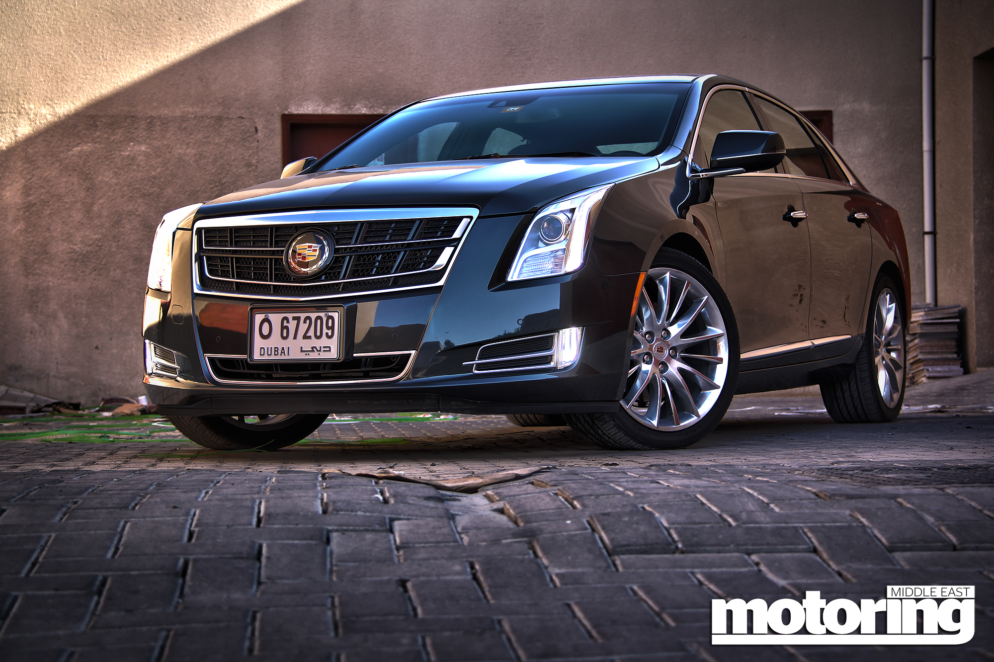 2014 cadillac xts v sport review motoring middle east car news reviews and buying. Black Bedroom Furniture Sets. Home Design Ideas