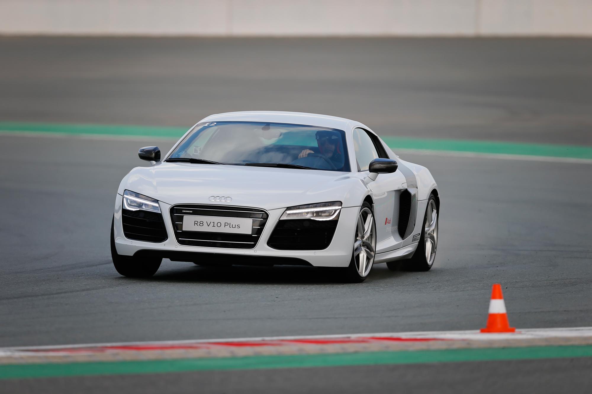 2013 Audi R8 V10 Amp V8 Review Motoring Middle East Car