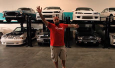 Walk Through Paul Walker's Fantastic Car Collection ...