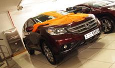Honda CR-V Long Term Rpt 1