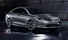 2015 Chrysler 200 revealed at Detroit