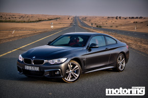 BMW 435i Coupe M Sport review in Dubai