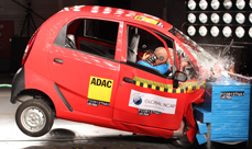 India car crash test results from Global NCAP