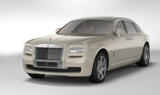 Rolls-Royce Ghost Majestic Horse Collection