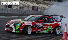2013-2014 Drift UAE: Final Report
