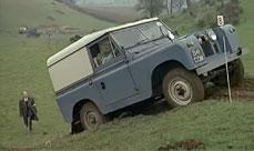 Land Rover Gymkhana
