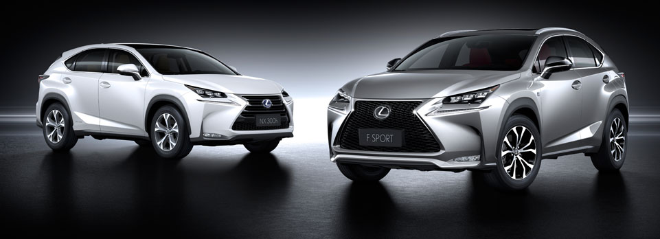 NX200 is Lexus's first turbocharged SUV