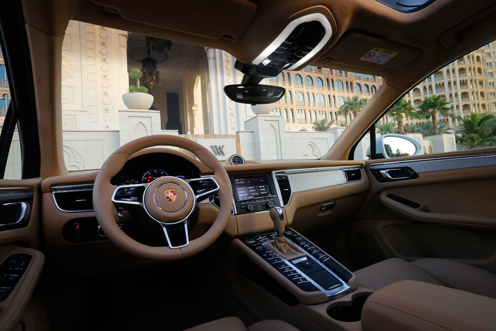 2014 Porsche Macan Turbomotoring Middle East Car News