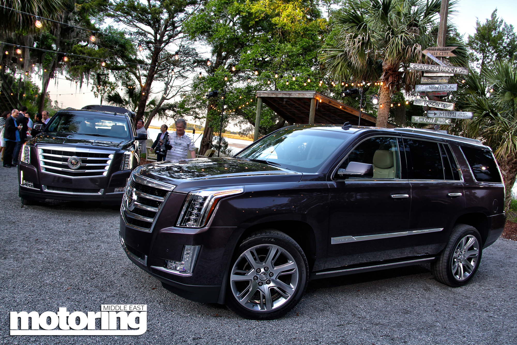 First drive of the 2015 Cadillac EscaladeMotoring Middle East: Car