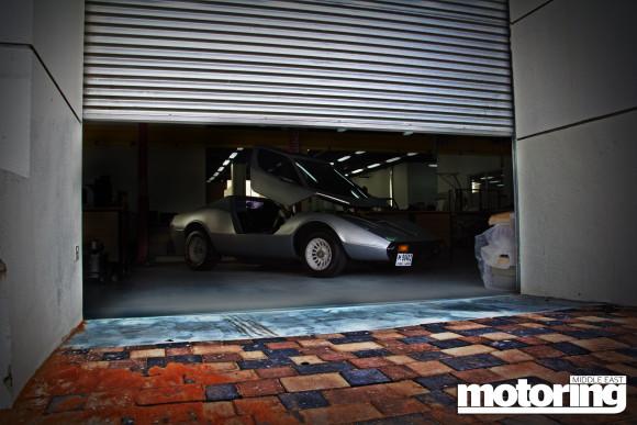 Electric Sebring Turbo kit car in Dubai