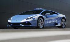 Police Huracan