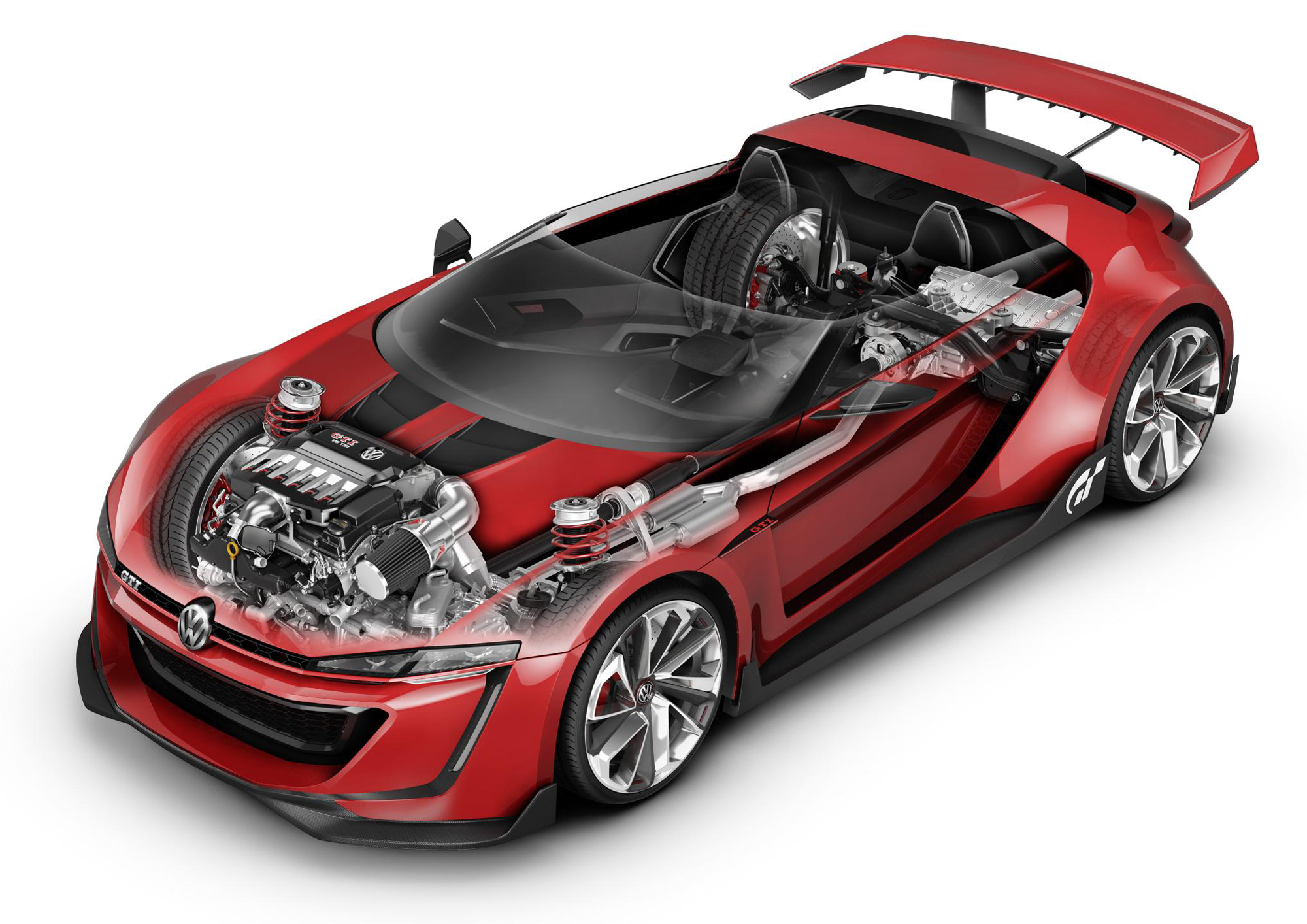 Woerthersee GTI Roadster ConceptMotoring Middle East Car news