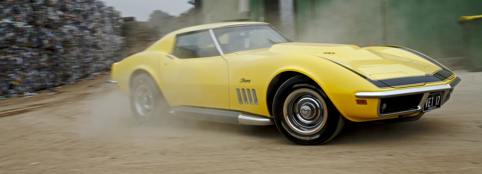 Recreating Armageddon – this rare reproduction 1969 Corvette Stingray ZL1 is for sale
