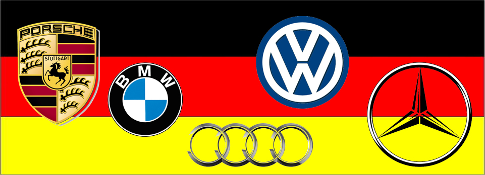 Congratulations to Germany on winning the 2014 World Cup, and as tribute here's the top ten best ever German cars