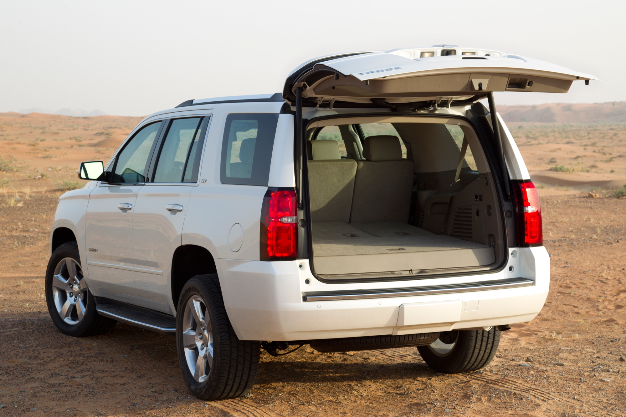 2015 Chevrolet Tahoe Reviewmotoring Middle East Car News