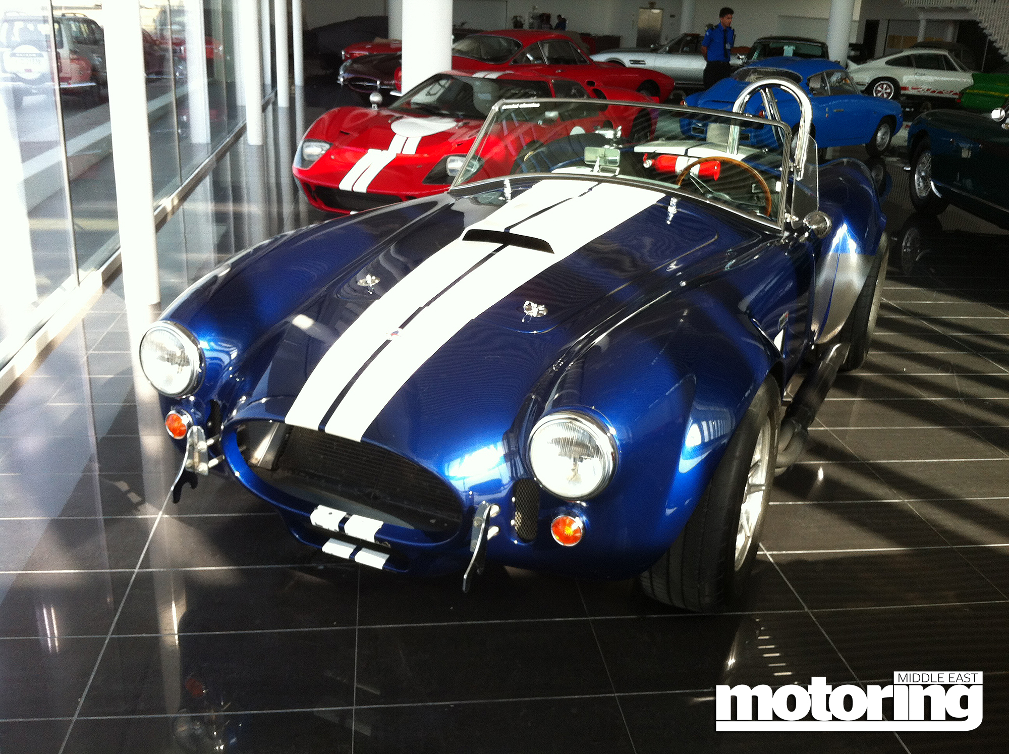 Classics: World\'s Best Car ShowroomMotoring Middle East: Car news ...