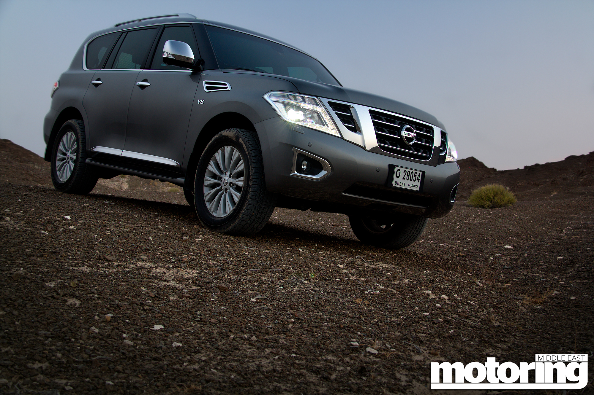 2014 nissan patrol review prices spec changes for 2014motoring 5 responses to 2014 nissan patrol vanachro Image collections