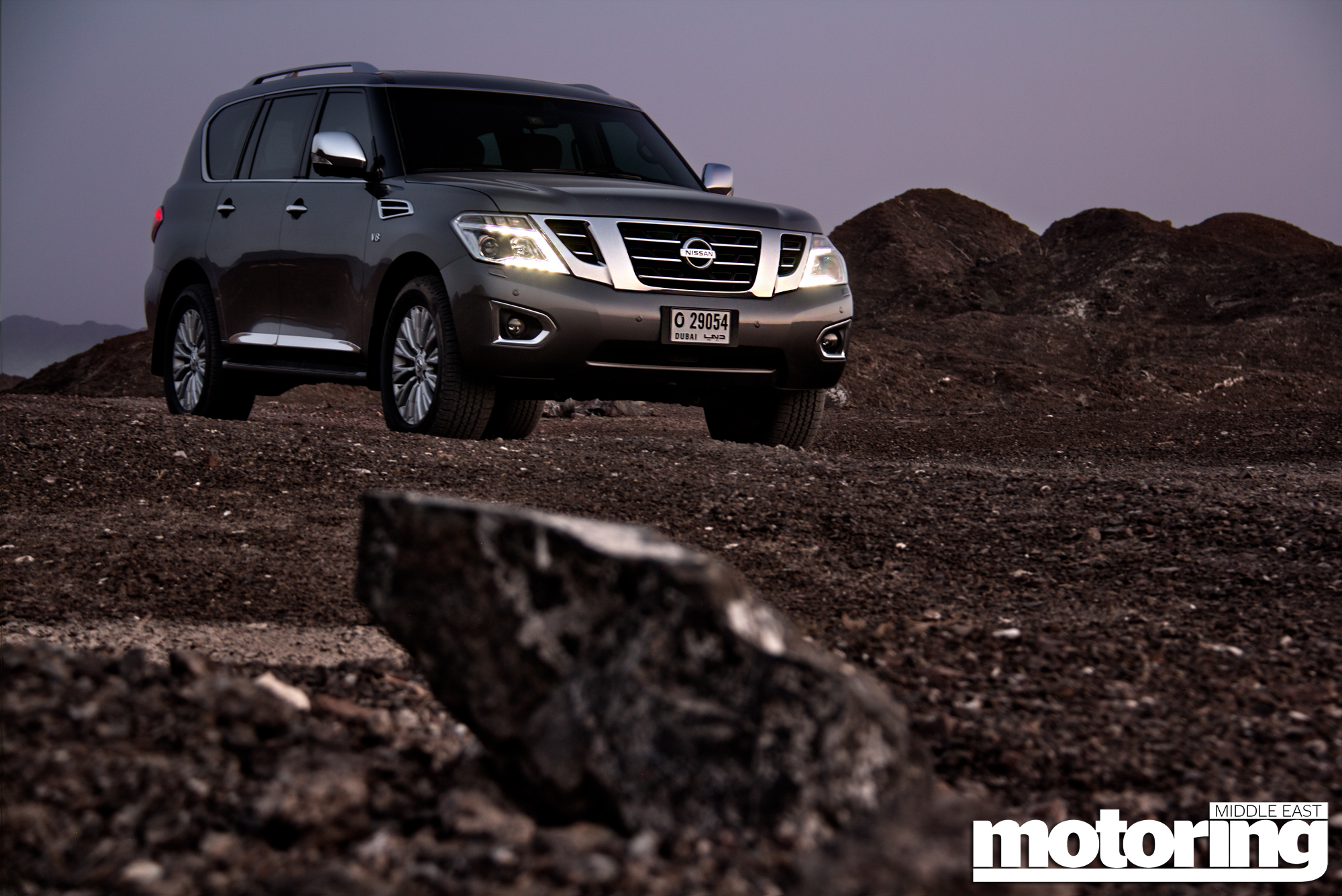 2014 nissan patrol review prices spec changes for 2014motoring 2014 nissan patrol review vanachro Image collections