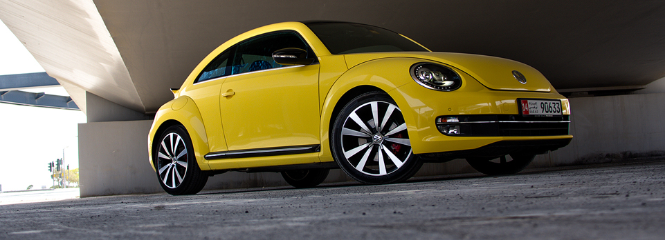 The Beetle is back  and we're digging the all-new love bug!