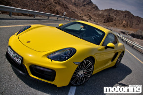 2014 Porsche Cayman GTS Review