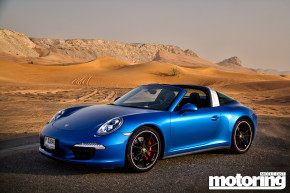 7 reasons why the 2014 Porsche 911 Targa is THE best current Porsche
