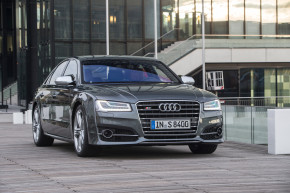 2014 Audi A8 & S8 review