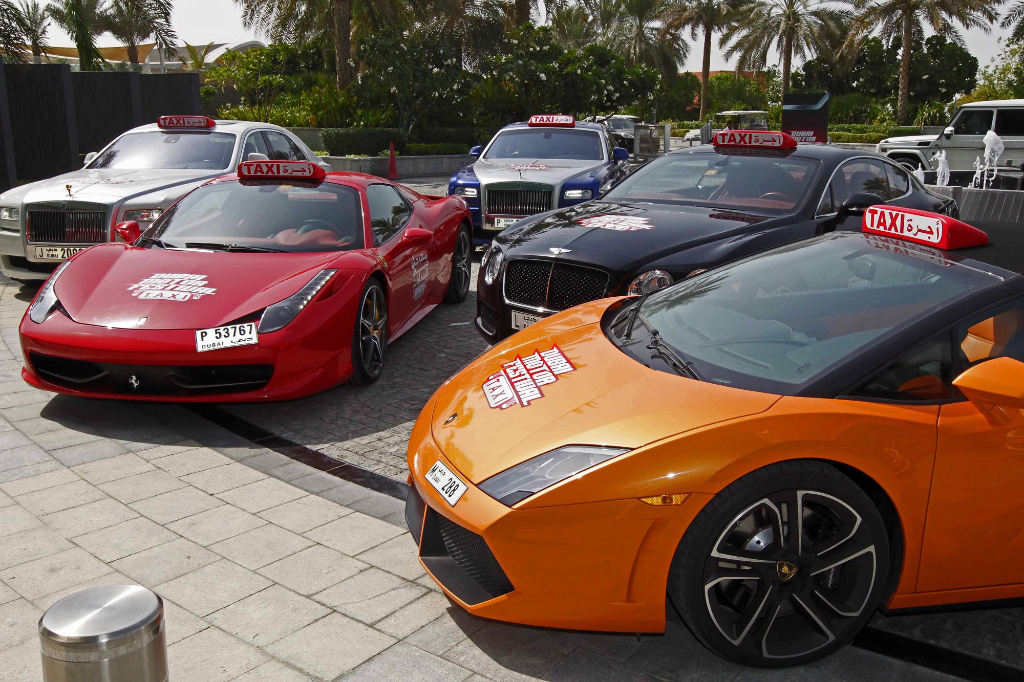 Dubai Motor Festival Event Info Dates Times