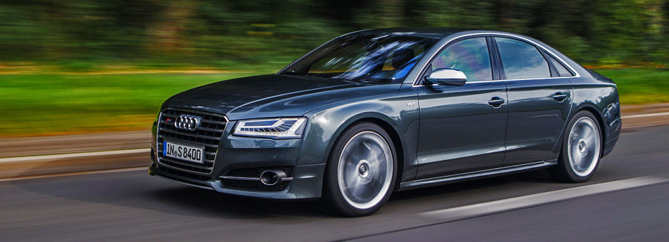 Audi's flagship limo got some revisions this year – did they ruin it? Don't be absurd!