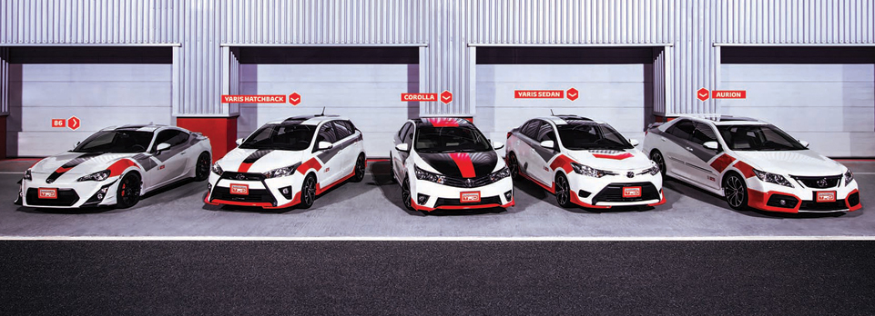 Al Futtaim now offering TRD kits for Toyotas in the UAE – here are the specs and prices