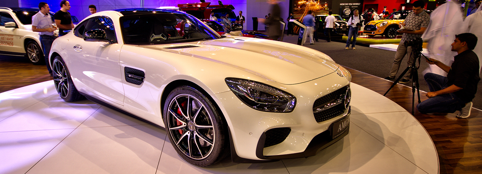 What to see at the Sharjah Motor Show – launches from Mercedes,  BMW, Mini, Lotus & Dodge