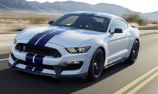 2015 Ford Shelby GT350 Mustang revealed