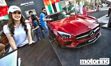 Dubai Motor Festival 2014