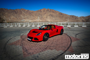 Lotus Exige S Roadster GCC Spec review