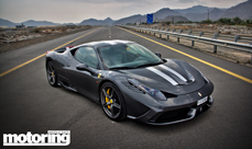 2014 Ferrari 458 Speciale Review