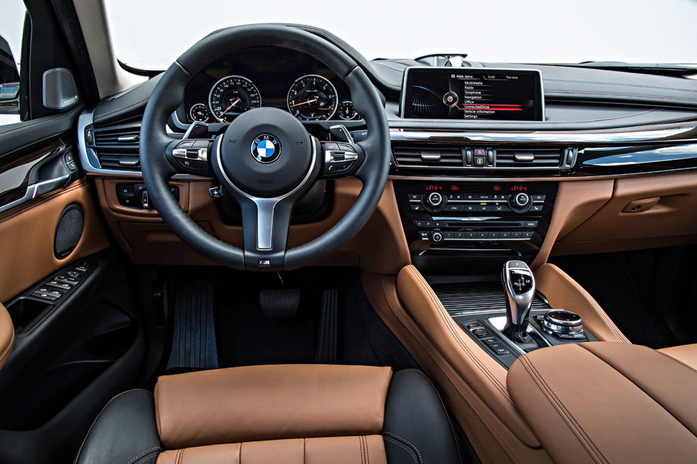 2015 bmw x6 reviewmotoring middle east car news reviews. Black Bedroom Furniture Sets. Home Design Ideas