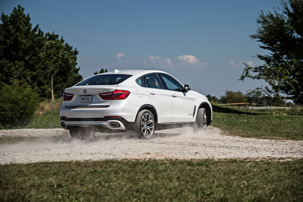 2015 Bmw X6 Reviewmotoring Middle East Car News Reviews