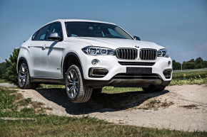 2015 BMW X6 Launch