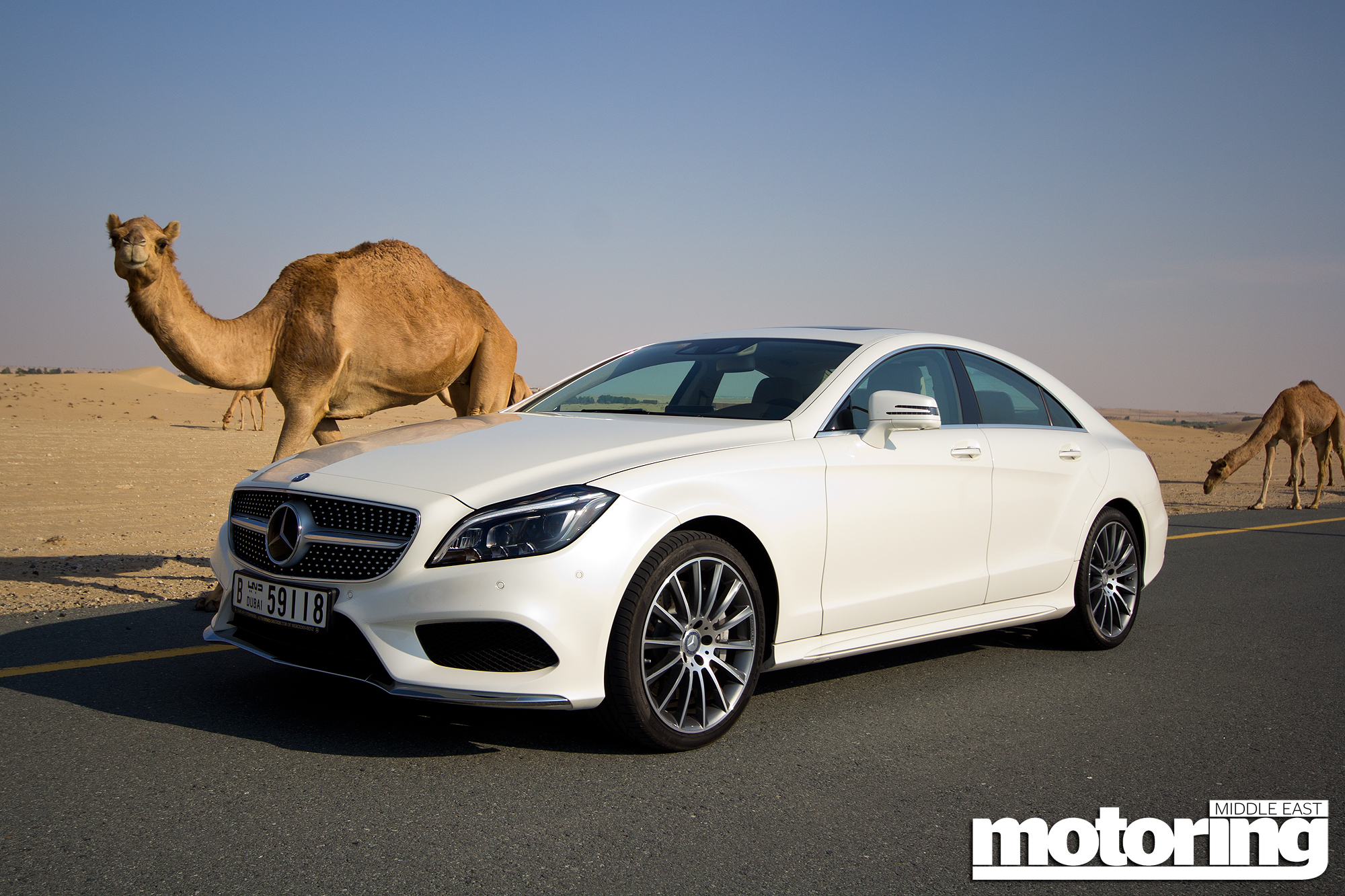 2015 Mercedes CLS 500 ReviewMotoring Middle East: Car news ...