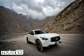 2015 Infiniti QX70 S Review